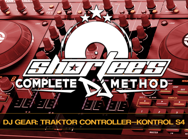 The Complete DJ Gear Guide To A Traktor Controller: KONTROL S4