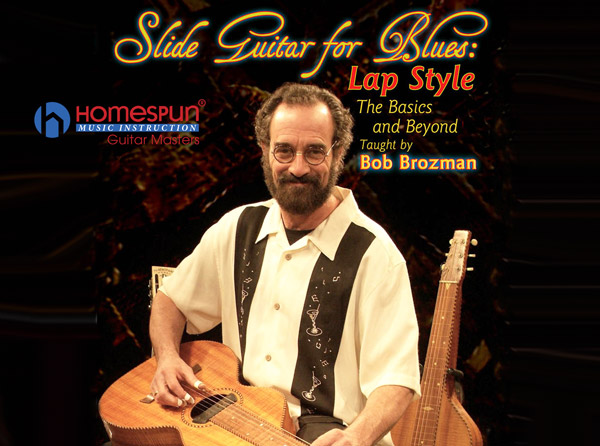 Slide Guitar for Blues - Lap Style