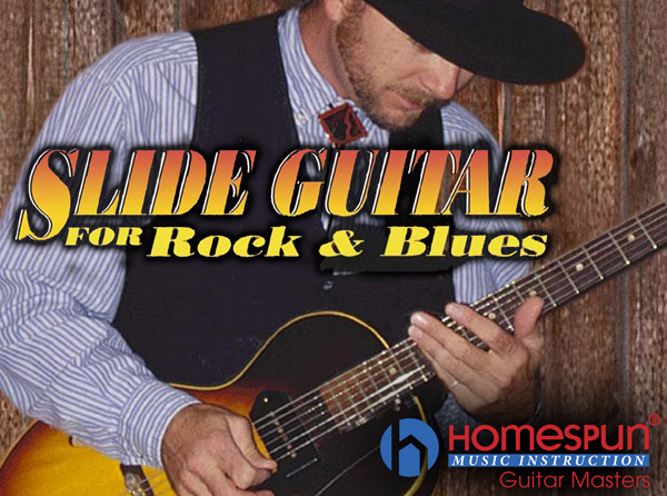 Slide Guitar for Rock & Blues