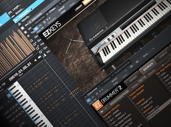 Songwriting & Producing with Toontrack: Fusion