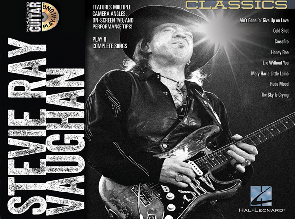 Stevie Ray Vaughan Classics: Guitar Play-Along