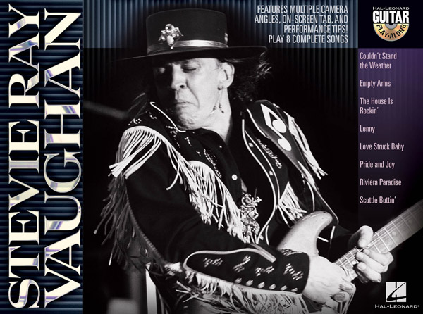 Stevie Ray Vaughan: Guitar Play-Along