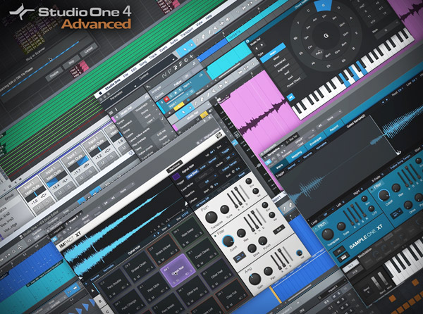 Studio One 4 Advanced