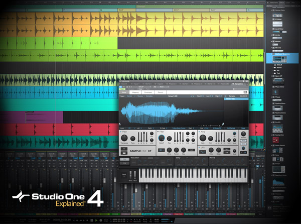 Studio One 4 Explained
