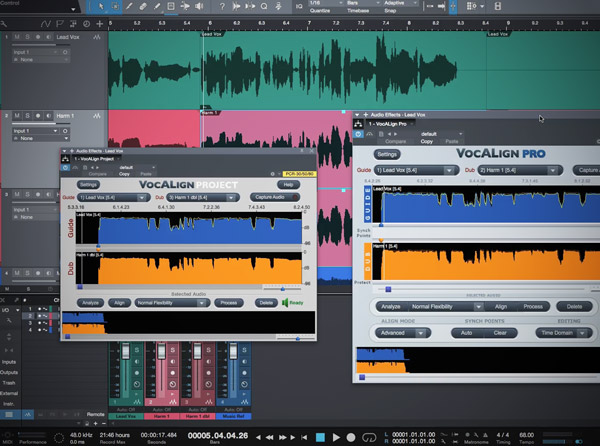 Studio One Know-How: VocAlign ARA Video Tutorial Series