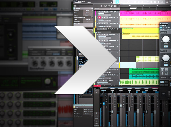 Switching from Pro Tools to Studio One 3 Video Tutorial Series