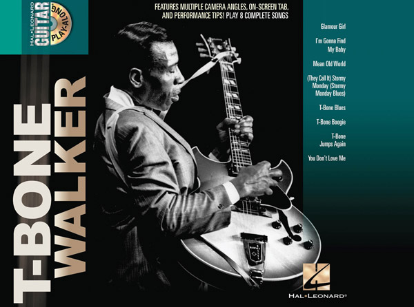 T-Bone Walker: Guitar Play-Along