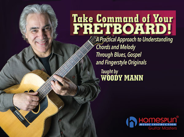 Take Command of Your Fretboard: Chords & Melody