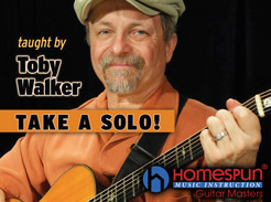 Take a Solo - The Secrets to Blues & Country Guitar Improvisation
