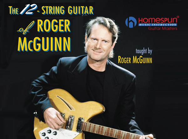 The 12 String Guitar of Roger McGuinn