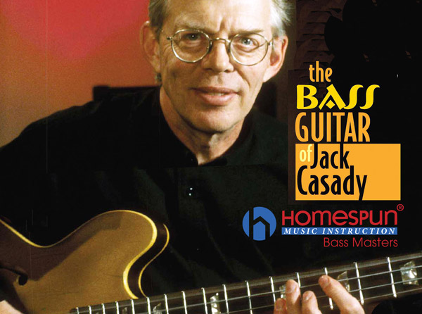 The Bass of Jack Casady