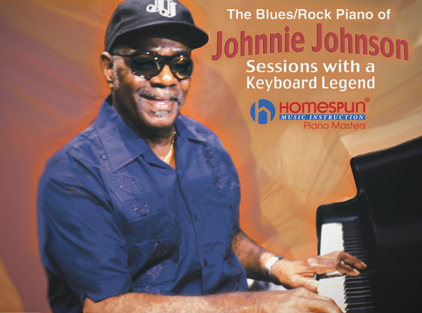 The Blues-Rock Piano of Johnnie Johnson Video Tutorial Series