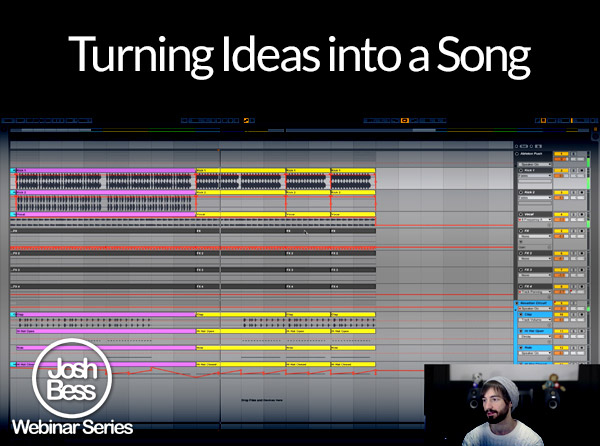 Turning Ideas into a Song - Tutorial Video