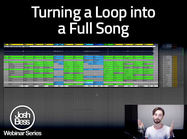 Turning a Loop into a Full Song