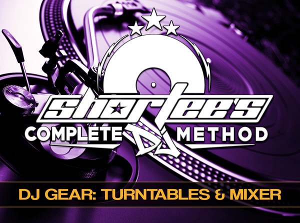 The Complete DJ Gear Guide To Turntables And A Mixer