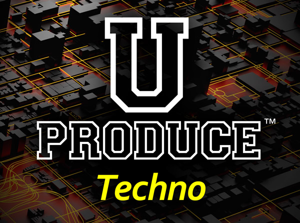 U Produce™ Techno