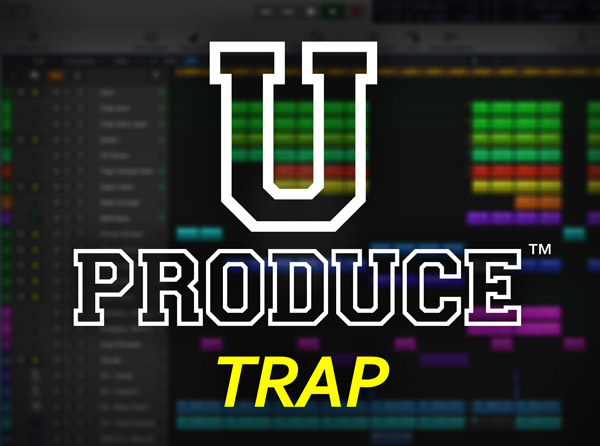 U Produce™ Trap - Groove3 com Video Tutorial