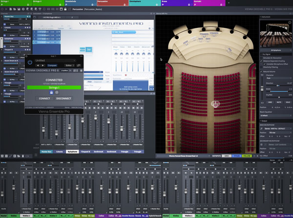 Vienna Ensemble Pro 6 Explained
