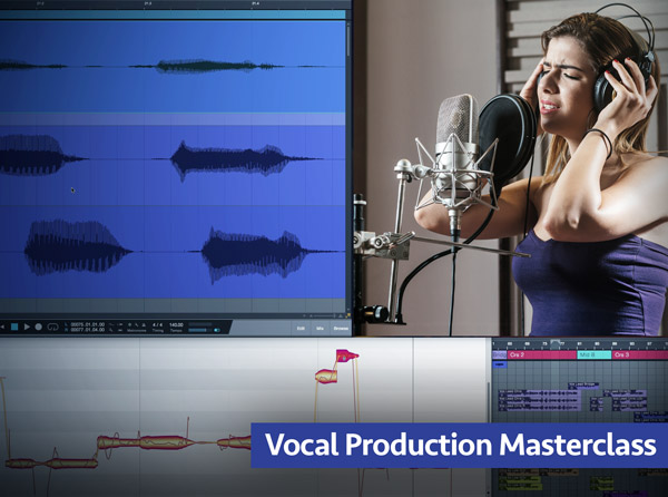 Vocal Production Masterclass