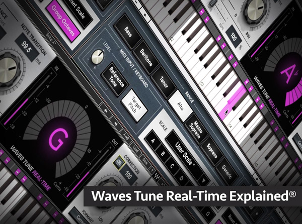 Waves Tune Real-Time Explained