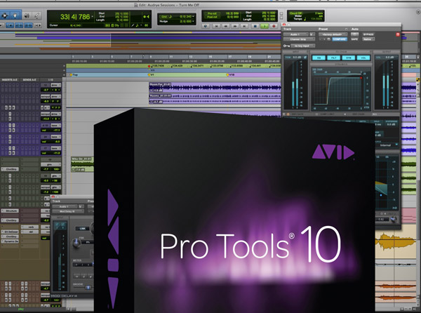 Whats New in Pro Tools 10
