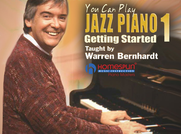 You Can Play Jazz Piano