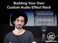 Building Your Own Custom Audio-Effect Rack - Tutorial Video