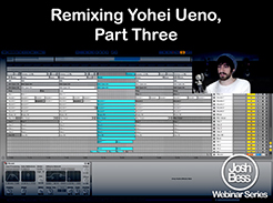 Remixing Yohei Ueno, Part Three - Tutorial Video