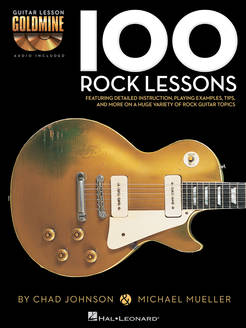 100 Rock Lessons - Tutorial Video