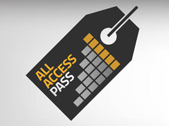 All-Access Pass - Tutorial Video