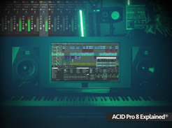 ACID Pro 8 Explained - Tutorial Video