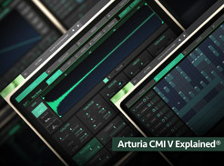 Arturia CMI V Explained - Tutorial Video