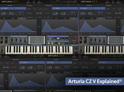 Arturia CZ V Explained - Tutorial Video
