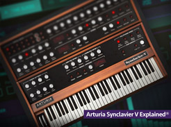 Arturia Synclavier V Explained - Tutorial Video