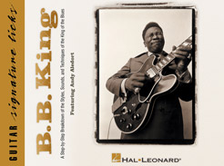 B.B. King - Tutorial Video