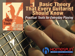 Basic Theory That Every Guitarist Should Know - Tutorial Video