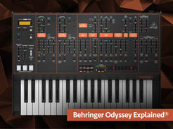 Behringer Odyssey Explained - Tutorial Video