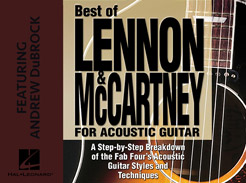 Best of Lennon & McCartney for Acoustic Guitar - Tutorial Video