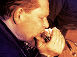 Blues Harmonica featuring Steve Guyger - Tutorial Video
