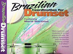 Brazilian Coordination For Drumset - Tutorial Video