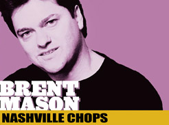 Brent Mason – Nashville Chops - Tutorial Video