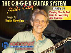 C-A-G-E-D Guitar System 2 - Tutorial Video