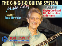 C-A-G-E-D Guitar System 3 - Tutorial Video