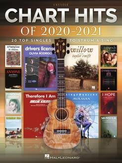 Chart Hits of 2020-2021 – Ukulele - Tutorial Video