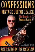 Confessions of a Vintage Guitar Dealer: The Memoirs of Norman Harris - Tutorial Video