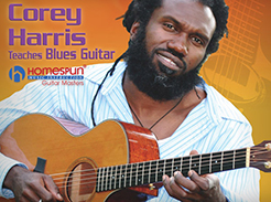 Corey Harris Teaches Blues Guitar - Tutorial Video