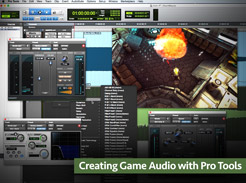 Creating Game Audio with Pro Tools - Tutorial Video