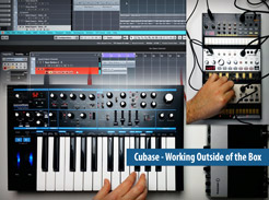 Cubase - Working Outside of the Box - Tutorial Video