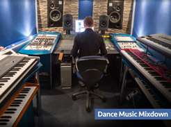 Dance Music Mixdown - Tutorial Video