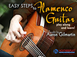 Easy Steps to Flamenco Guitar - Tutorial Video